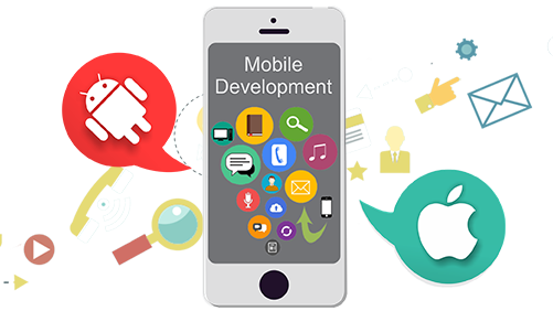 how to change app development